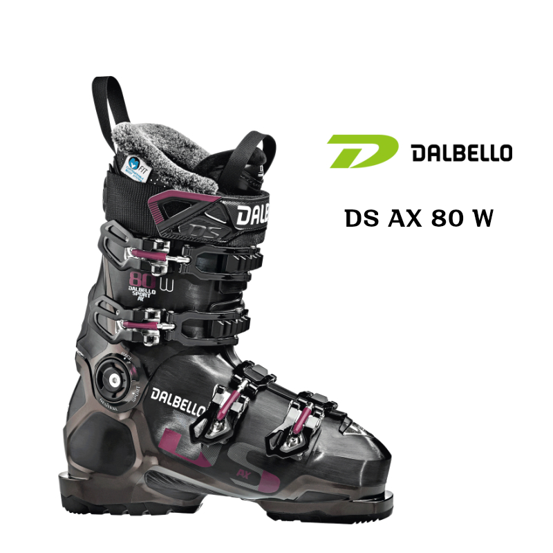 ダルベロ 2019 2020 DALBELLO DS AX80 W ダルベロ スキーブーツ