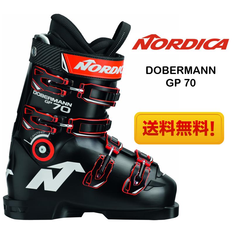 2018/2019 NORDICA DOBERMANN GP 70 ノルディカ ドーベルマン スキーブーツ 送料無料