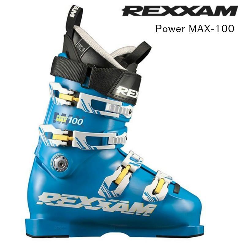 REXXAM レクザム 日本製 スキーブーツ 2018/2019 PowerMAX-M100 送料無料 スキー靴