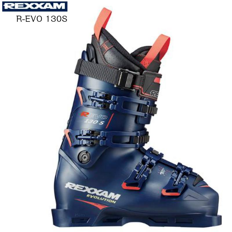 【お買物マラソン期間P5倍】2019 2020 REXXAM R-EVO 130S BX-Hインナー レグザム スキーブーツ