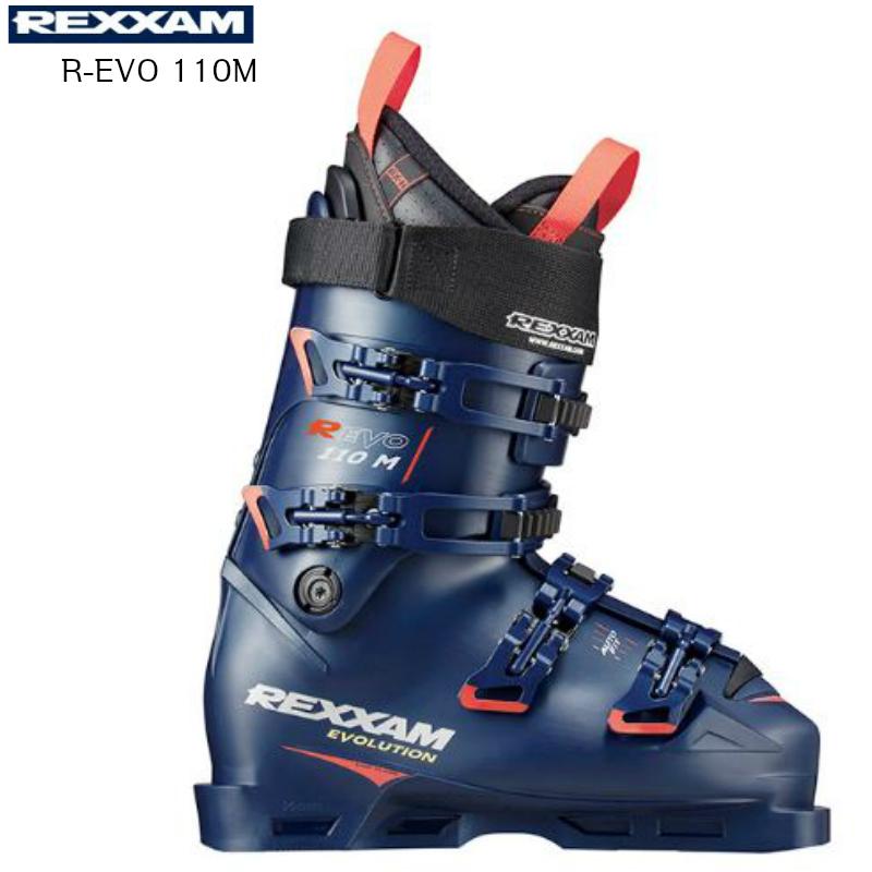 【お買物マラソン期間P5倍】2019 2020 REXXAM R-EVO 110M BX-Hインナー レグザム スキーブーツ