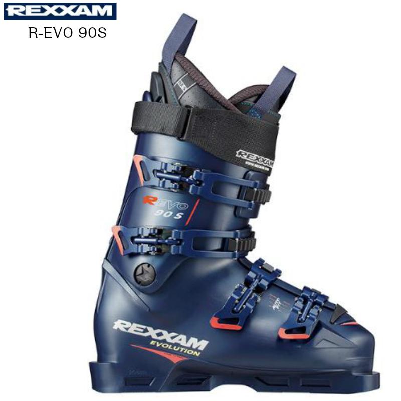 【お買物マラソン期間P5倍】2019 2020 REXXAM R-EVO 90S BX-S インナー レグザム スキーブーツ