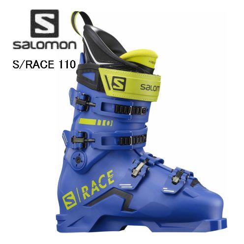 サロモン 2020 2021 SALOMON S/RACE 110 エスレース スキーブーツ 中上級者