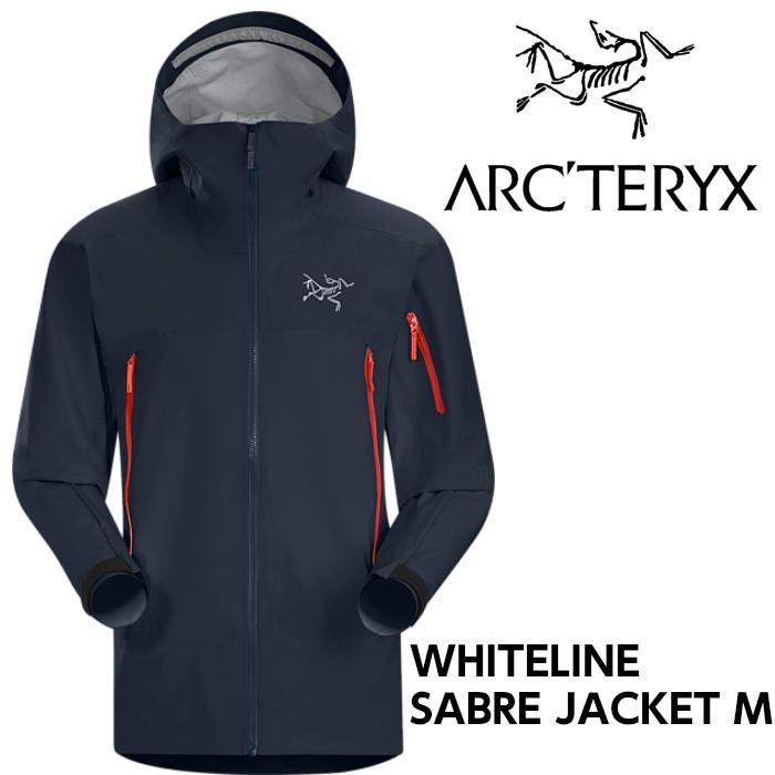 特価商品  【arc'teryx】アークテリクス WHITELINE ホワイトライン SABRE SABRE WHITELINE JACKET ホワイトライン admiral スキー/スノボ/スノーボード/シェルジャケット/ゴアテックス, 驚きの値段:929d2b62 --- trattoriarestaurant.ie