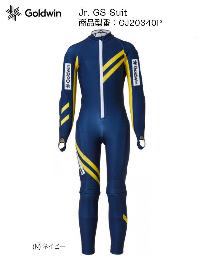 ゴールドウイン 即納品 2021 GOLDWIN Jr. GS Suit GJ20340P スキーウエア レーシング ジュニア ワンピース