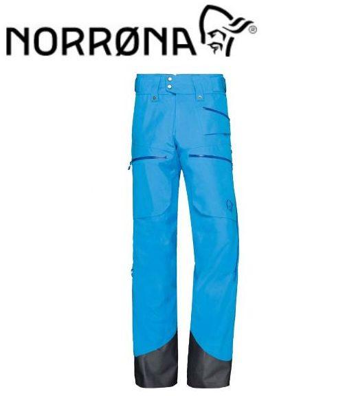 【NORRONA】lofoten Gore-tex insulaed Pant Men NewInk ノローナ ロフォテン ゴアテックス インサレーテッド パンツ BC/バックカントリー/サイドカントリー/スキー/スノボ/スノーボード/メンズ/男性/シェル