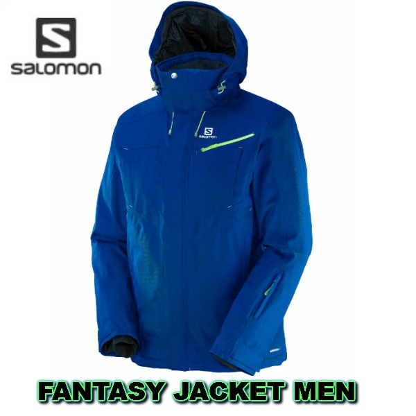 スキーウェア【SALOMON】2017 サロモン メンズ FANTASY Jacket Mens BlueYonder スキー ウェア ジャケット 送料無料