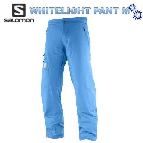 SALOMON 2018 サロモン メンズ WHITELIGHT PANT Mens L39712700 HawaiianSurf スキーウェア パンツ送料無料