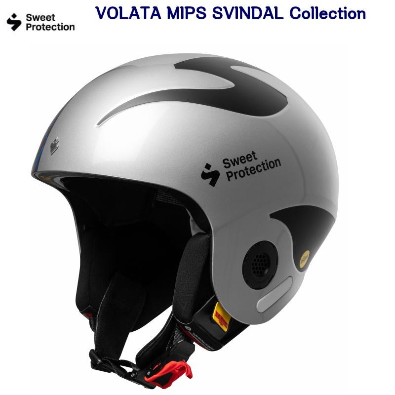スゥィートプロテクション Sweet Protection Volata MIPS Helmet 840089 SVINDAL ヴォラータ スキー ヘルメット FIS対応 スピンダール コレクション