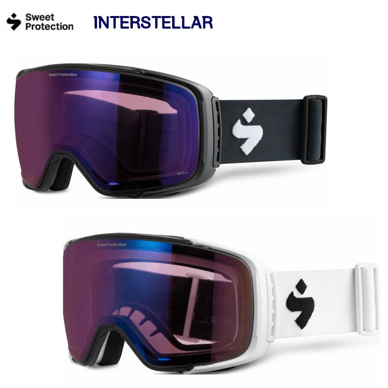 スゥィートプロテクション 2019 2020 SWEET PROTECTION INTERSTELLAR RIG スノーゴーグル スキー インターステラー