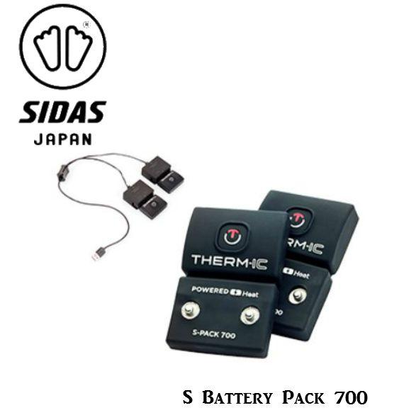 サーミック THERM-IC S BatteryPack700 サーミック バッテリーパック