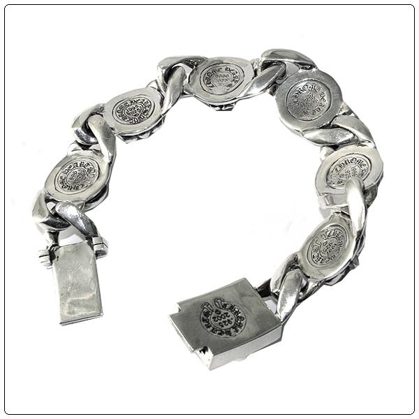 Ams La Chromic Hertz Bracelet Chrome Hearts Multilink
