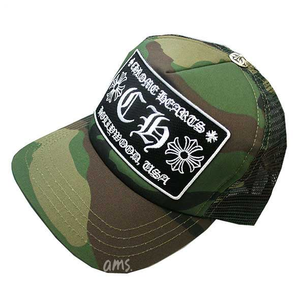 2f281a0cd1c ams-la  ( CHROME HEARTS ) chrome hearts Hat   Cap Trucker Cap + CH ...