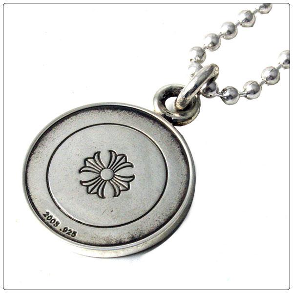 クロムハーツ(Chrome Hearts)ペンダント・エンジェル・メダル・チャーム・V2・CHプラスズ