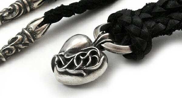 f5f77e60ee0 ams-la  Chrome hearts (CHROME HEARTS) heart pendant