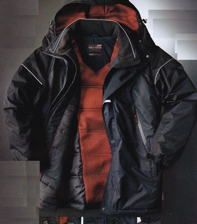Work Product Protection Fishing For >> For Waterproofing Cold Protection Blouson Waterproofing Pressure 5000mmh Winter Clothing Working Clothes Fishing For Severe Cold On A