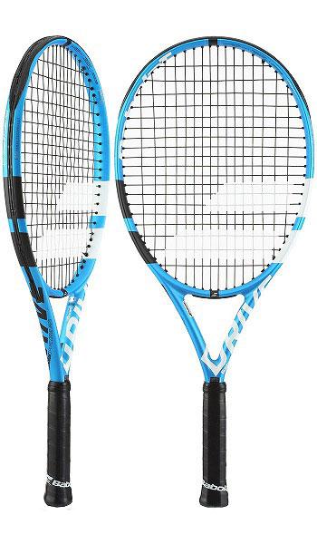 【グラファイト素材】バボラ(Babolat) 2018 ピュアドライブ ジュニア 25(240g) 140227 海外正規品【2018年2月登録 硬式テニスラケット】