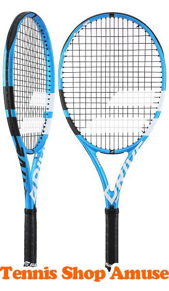 【グラファイト素材】バボラ(Babolat) 2018 ピュアドライブ ジュニア 26(250g) 140222 海外正規品【2018年2月登録 硬式テニスラケット】