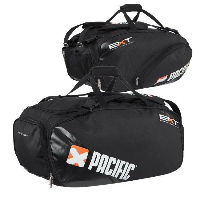 【6本収納】パシフィック(Pacific) BXT プロ ラケットバッグ XL PC7191.00.12 ブラック【2018年4月登録】次回使えるクーポンプレゼント