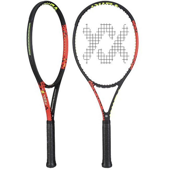 フォルクル(Volkl) 2018 Vフィール 8 (315g) V18803(海外正規品)【2018年6月登録 硬式テニスラケット】[AC][次回使えるクーポンプレゼント]