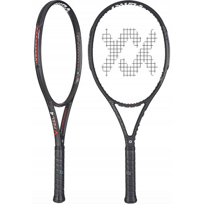 【3月1日24時間限定クーポン】フォルクル(Volkl) 2018 Vフィール 4 (275g) V18404(海外正規品)【2018年6月登録 硬式テニスラケット】[AC]