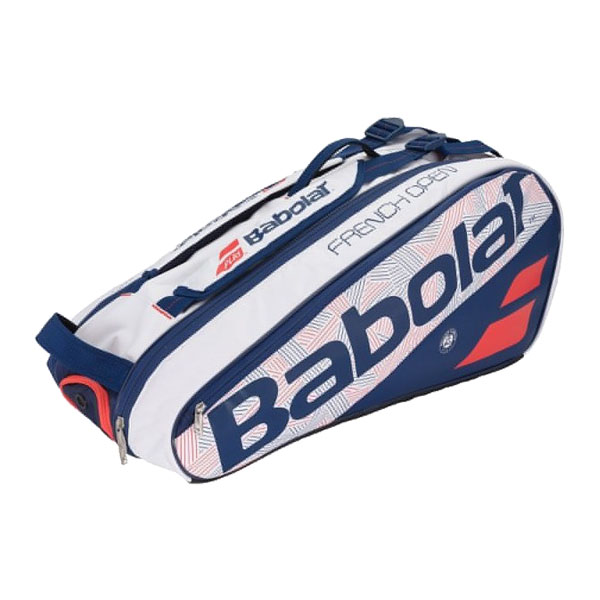 【6本収納】バボラ(Babolat) 2018 RH6 ピュアフレンチオープン ラケットバッグ 751165-203【2018年6月登録】次回使えるクーポンプレゼント