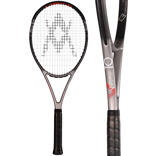 フォルクル(Volkl) 2017 Vセンス10ミッド 320g V17111 海外正規品【2017年11月登録 硬式テニスラケット】[AC]