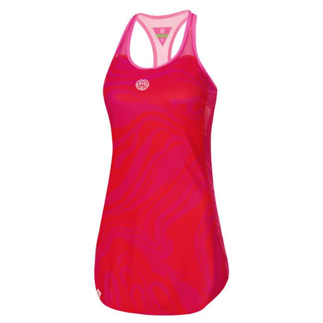 28日~1日日替わりキャンペーン】在庫処分特価】BIDI BADU(ビディバドゥ) 2018 FW ジュニア(ガールズ) Mira テックドレス Girls Mira Tech Dress(18y8mテニス)テニスウェア[次回使えるクーポンプレゼント]