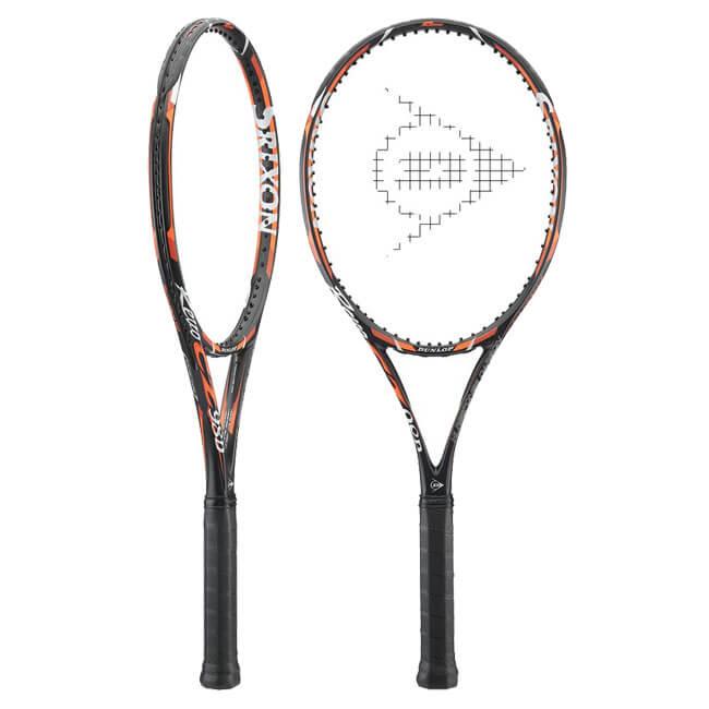 [秋のスペシャルクーポン発行中]ダンロップ(DUNLOP) 2017 スリクソン レヴォ Srixon Revo CZ98D(285g) フラッシュオレンジ 17SRXRVCZ98D(海外正規品)【2018年10月登録 硬式テニスラケット】[AC]