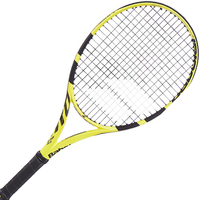 [グラファイト素材]バボラ(Babolat) 2019 ピュアアエロJr26(250g)(海外正規品) 140253【2018年10月登録】硬式ジュニアテニスラケット[次回使えるクーポンプレゼント]