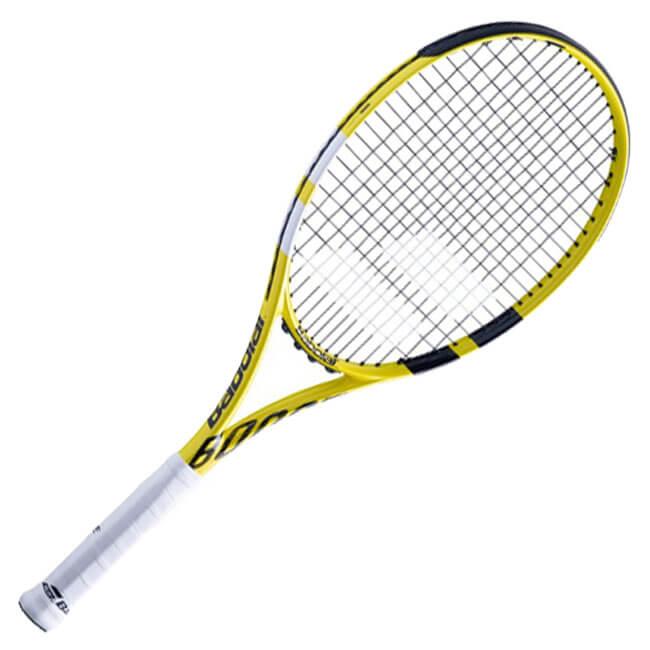 バボラ(Babolat) 2019 ブーストアエロ(260g) イエローブラック 海外正規品 硬式テニスラケット 121199-191(19y2m)[AC]次回使えるクーポンプレゼント