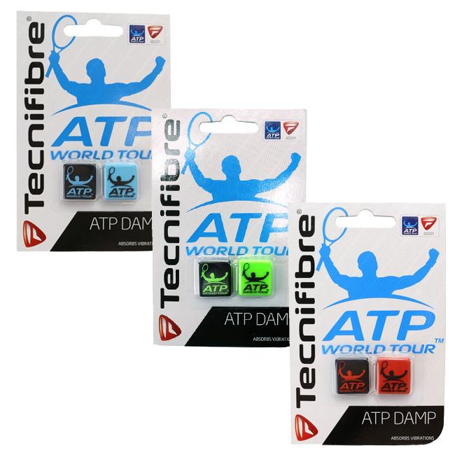 即納 メール便可 公式サイト テクニファイバー Tecnifibre ATPダンプ 次回使えるクーポンプレゼント 53ATPDA 17y2m 振動止 メーカー公式ショップ