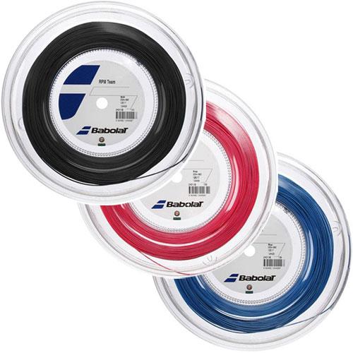 【国内未発売カラーあり】バボラ RPMチーム(125/130) 200Mロール 硬式テニスガット Babolat RPMTeam(200m roll strings)243097[次回使えるクーポンプレゼント]