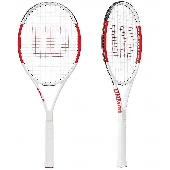 ウィルソン(Wilson) シックス ワン チーム 95 (289g) 海外正規品 硬式テニスラケット WRT73640(19y3m)[NC][次回使えるクーポンプレゼント]