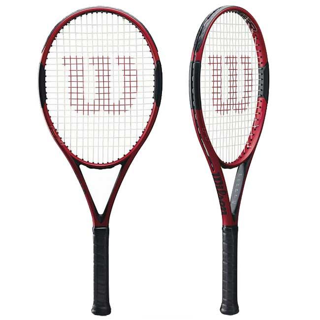 マラソン最終日7時間限定10%OFFクーポン】ウィルソン(Wilson) H5 ハンマー5 (267g) 海外正規品 硬式テニスラケット WRT57320(19y3m)[NC][次回使えるクーポンプレゼント]