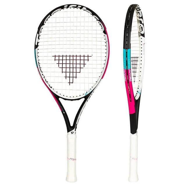 [女性におすすめ♪]テクニファイバー(Tecnifibre) 2019 Tリバウンド テンポ2 パワーライト (260g) 海外正規品 硬式テニスラケット 14REB2600(19y3m)[NC]次回使えるクーポンプレゼント