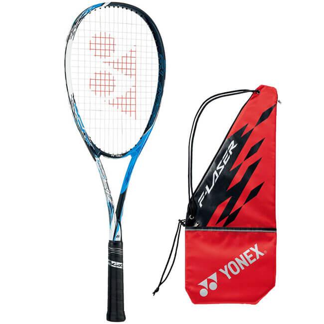 人気特価激安 ヨネックス(YONEX) エフレーザー5V (F-LASER 5V) ブラストブルー 国内正規品 ソフトテニスラケット FLR5V-786(19y3m)[次回使えるクーポンプレゼント], アナブキチョウ 3941149d