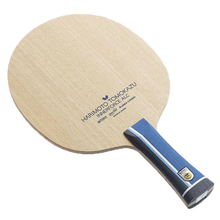[アナトミック]バタフライ(Butterfly) 張本智和 インナーフォース ALC AN 攻撃用 シェークハンド 卓球ラケット 36992(19y7m)[次回使えるクーポンプレゼント]