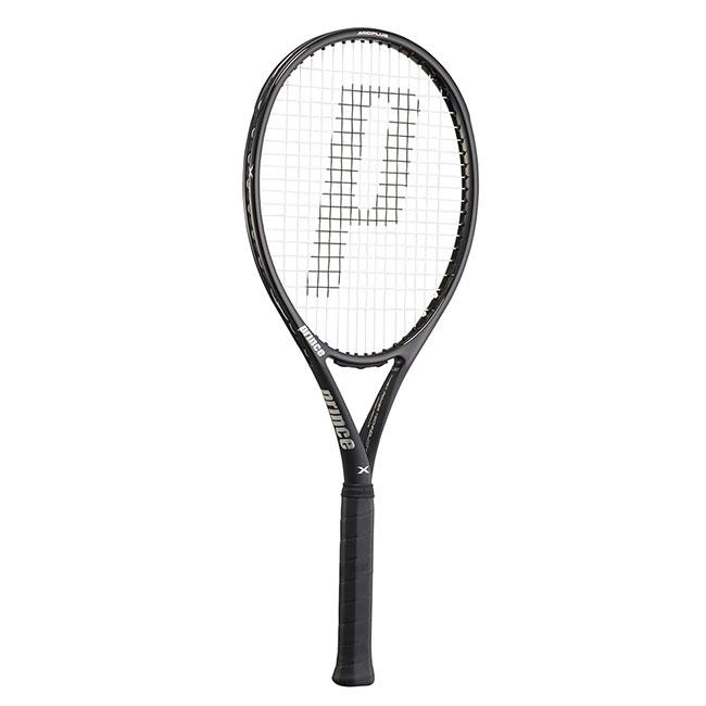[左利き用]プリンス(Prince) 2019 エックス 100 ツアー レフト X-TOUR 100 LEFT (300g) 国内正規品 硬式テニス ラケット 7TJ093-ブラック(19y8m)[AC][次回使えるクーポンプレゼント]