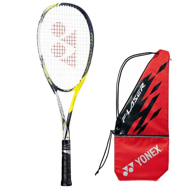 ヨネックス(YONEX) エフレーザー5V (F-LASER 5V) 国内正規品 ソフトテニスラケット FLR5V-711 レーザーイエロー(19y8m)[次回使えるクーポンプレゼント]