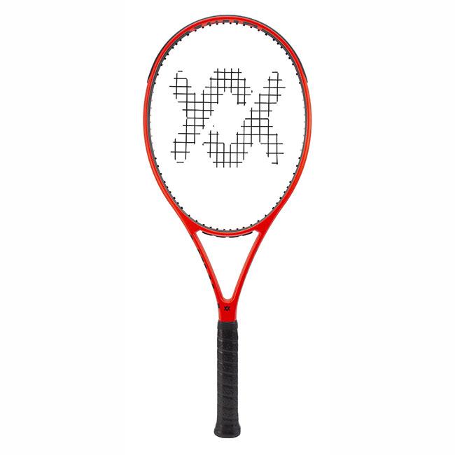 【送料無料】【即納・ガット張り無料】 20日0時からクリスマス10%OFFクーポン】フォルクル(Volkl) 2019 V8PRO (305g) 海外正規品 硬式テニスラケット V19880-レッド×ブラック(19y11m)[AC][次回使えるクーポンプレゼント]