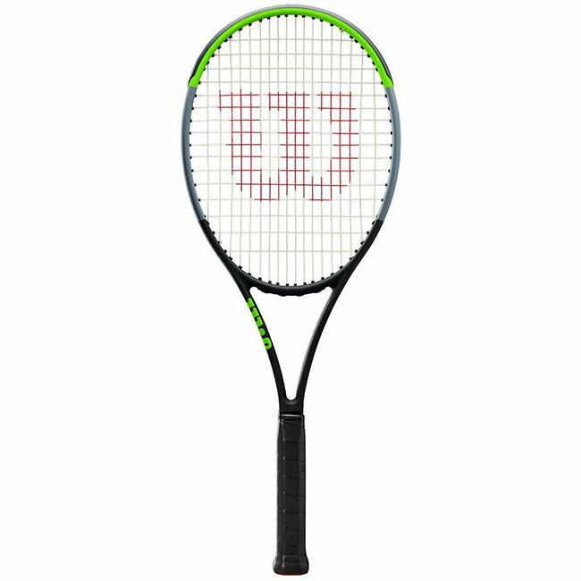ウィルソン(Wilson) ブレード98S V7.0 (18×16) (295g) 海外正規品 硬式テニスラケット WR013811-ブラック×グリーン×グレー(20y1m)[NC][次回使えるクーポンプレゼント]