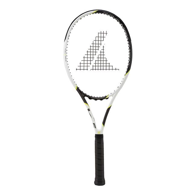 プロケネックス(ProKennex) 2020 Kiシリーズ Ki5 12050 (280g) 硬式テニスラケット KKI5280-ホワイト×イエロー(19y12m)[AC][次回使えるクーポンプレゼント]