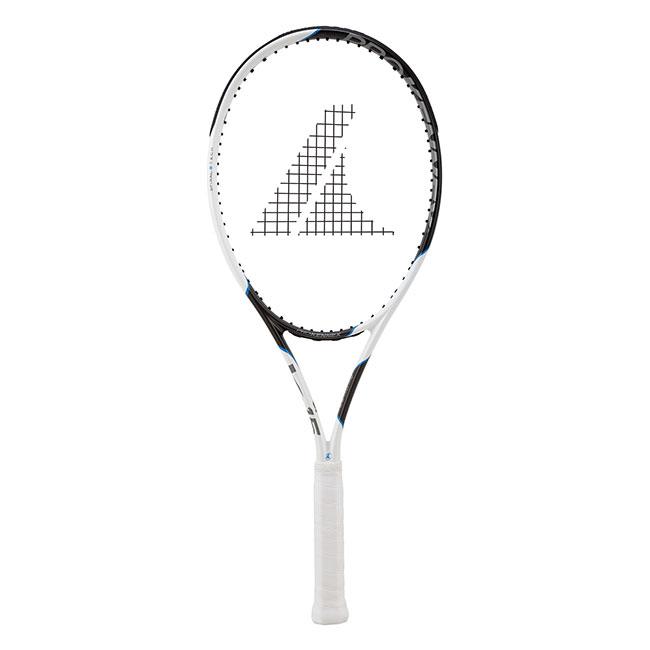 プロケネックス(ProKennex) 2020 Kiシリーズ Ki15 12337 (300g) 硬式テニスラケット KKI15300-ホワイト×ブルー(19y12m)[AC][次回使えるクーポンプレゼント]