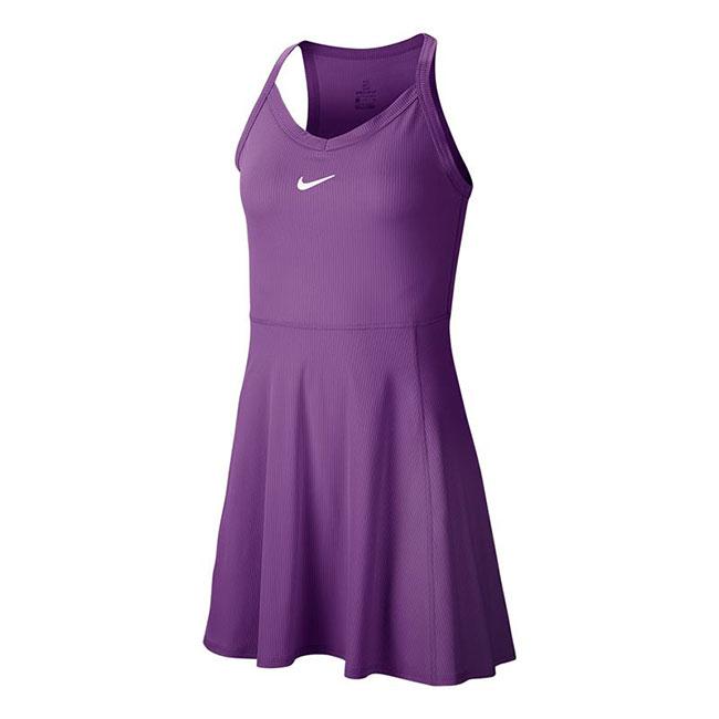 [USサイズ]ナイキ(NIKE) 2020 SP レディース コート DRI-FIT ドレス AV0724-532パープルネブラ(19y12mテニス)[次回使えるクーポンプレゼント]