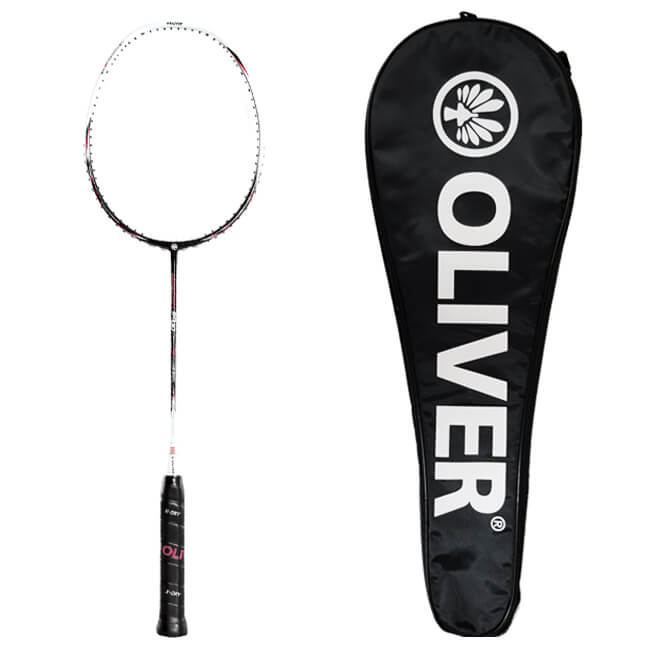 [バドミントン]OLIVER(オリバー) LIGHTNING8000 (ライトニング8000) ガット張無し 海外正規品 バドミントンラケット OA15L8000(20y3m)[AC][次回使えるクーポンプレゼント]