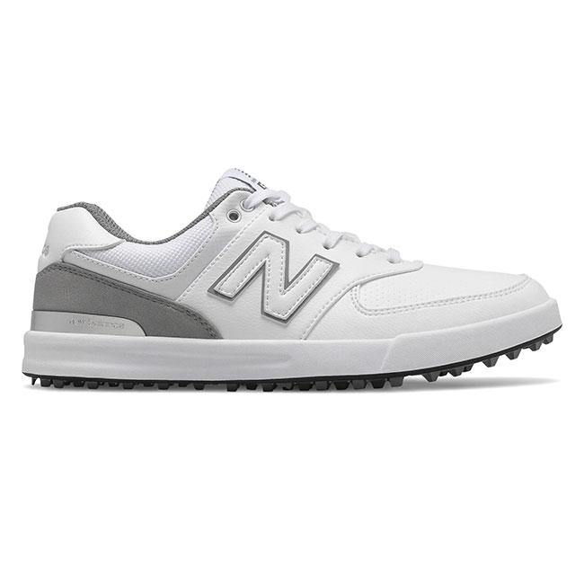 ニューバランス(new balance) 2020 レディース 574グリーンズ B/D スパイクレス ゴルフシューズ NBGW574GWT-ホワイト(20y3m)[次回使えるクーポンプレゼント]