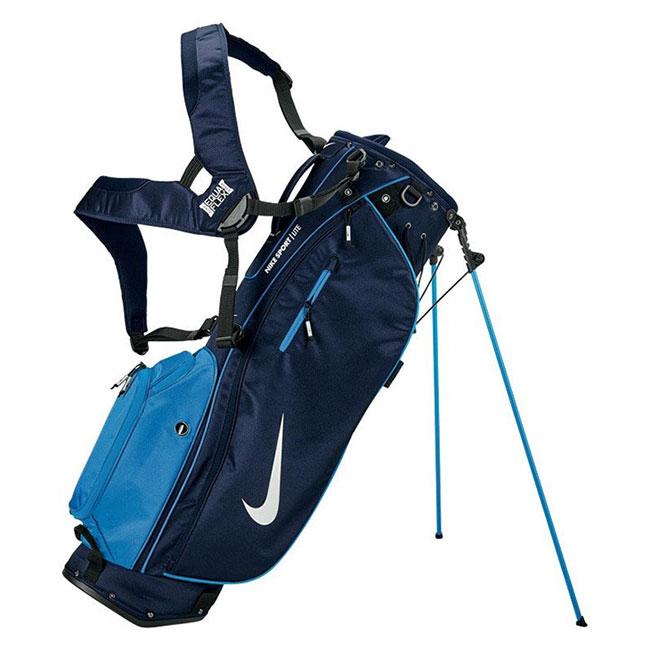 ナイキ(NIKE) スポーツライト スタンドバッグ ゴルフバッグ GF3003-437 ミッドナイトネイビー(20y6m)[次回使えるクーポンプレゼント]