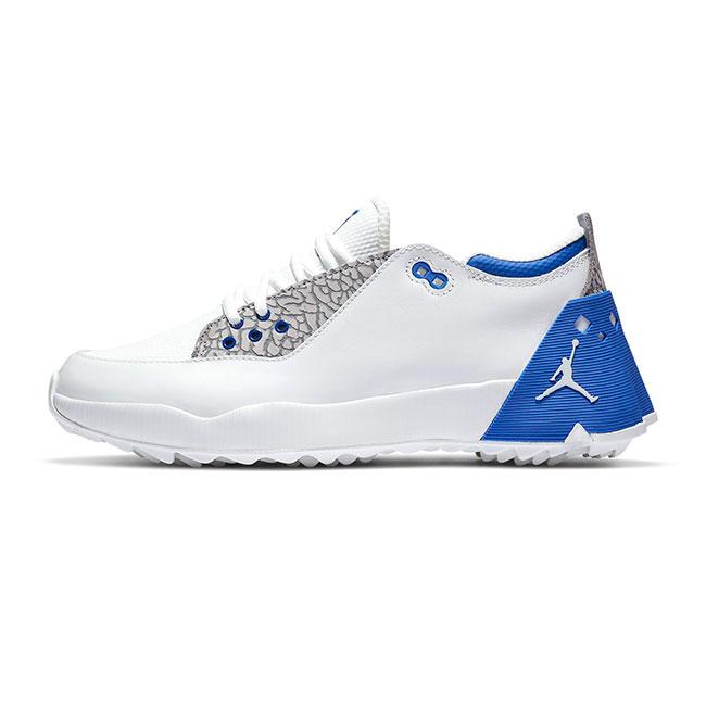 ゴルフシューズ CT7812-101 スパイクレス サミットホワイト×ハイパーロイヤル(20y10m)[次回使えるクーポンプレゼント] ADG2 2020 Jordan(ジョーダン) メンズ
