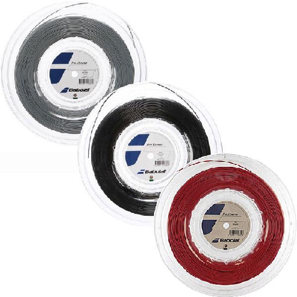 バボラ プロ エクストリーム 243125(1.25mm/1.30mm)硬式テニス ポリエステルガット (Babolat Pro Xtreme 200m Reel)【2015年9月】